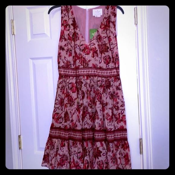 kate spade Dresses & Skirts - Kate Spade Paisley Blossom Mini Dress size 6 NWT